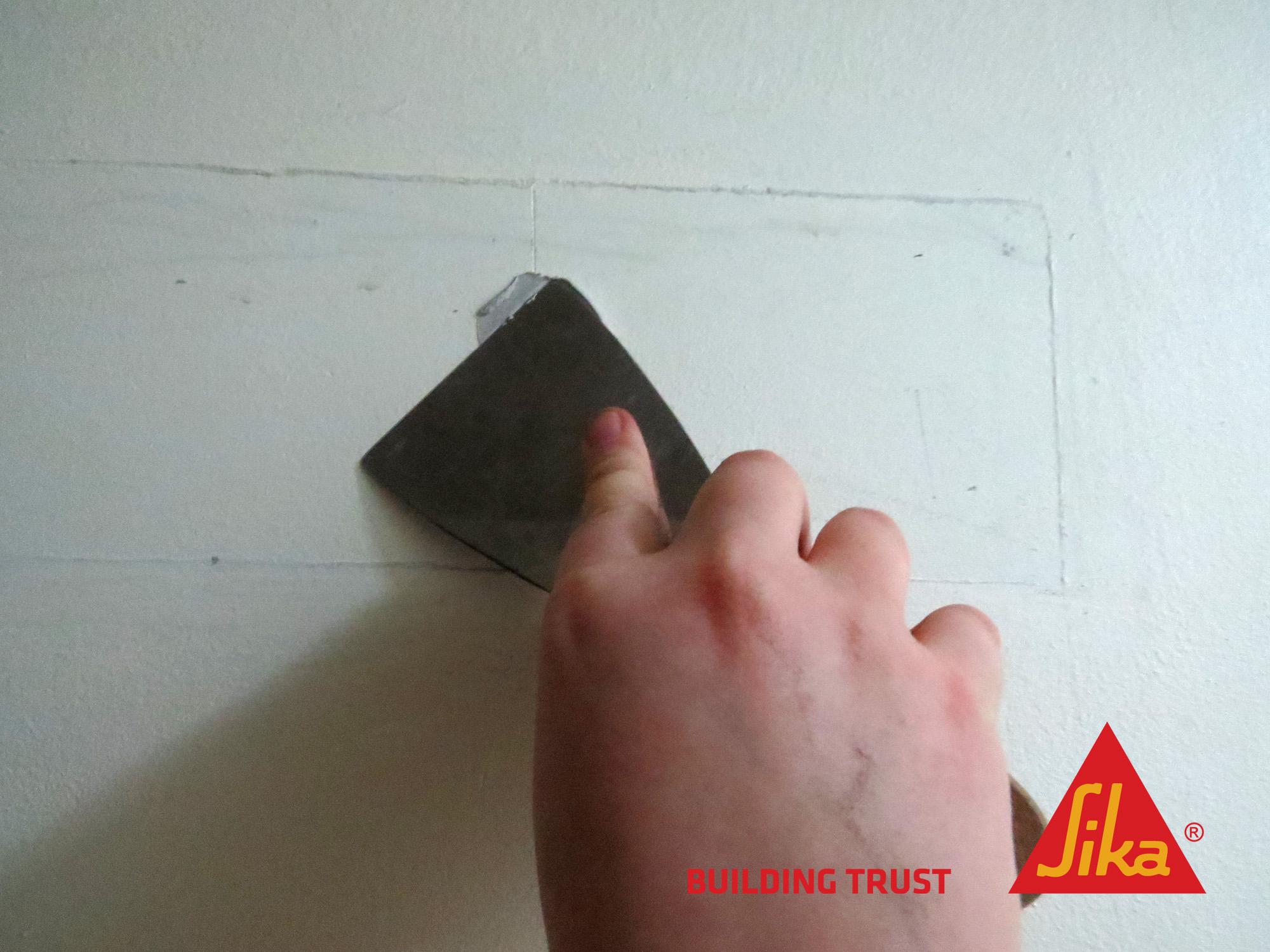 How to repair cracks in walls - Image