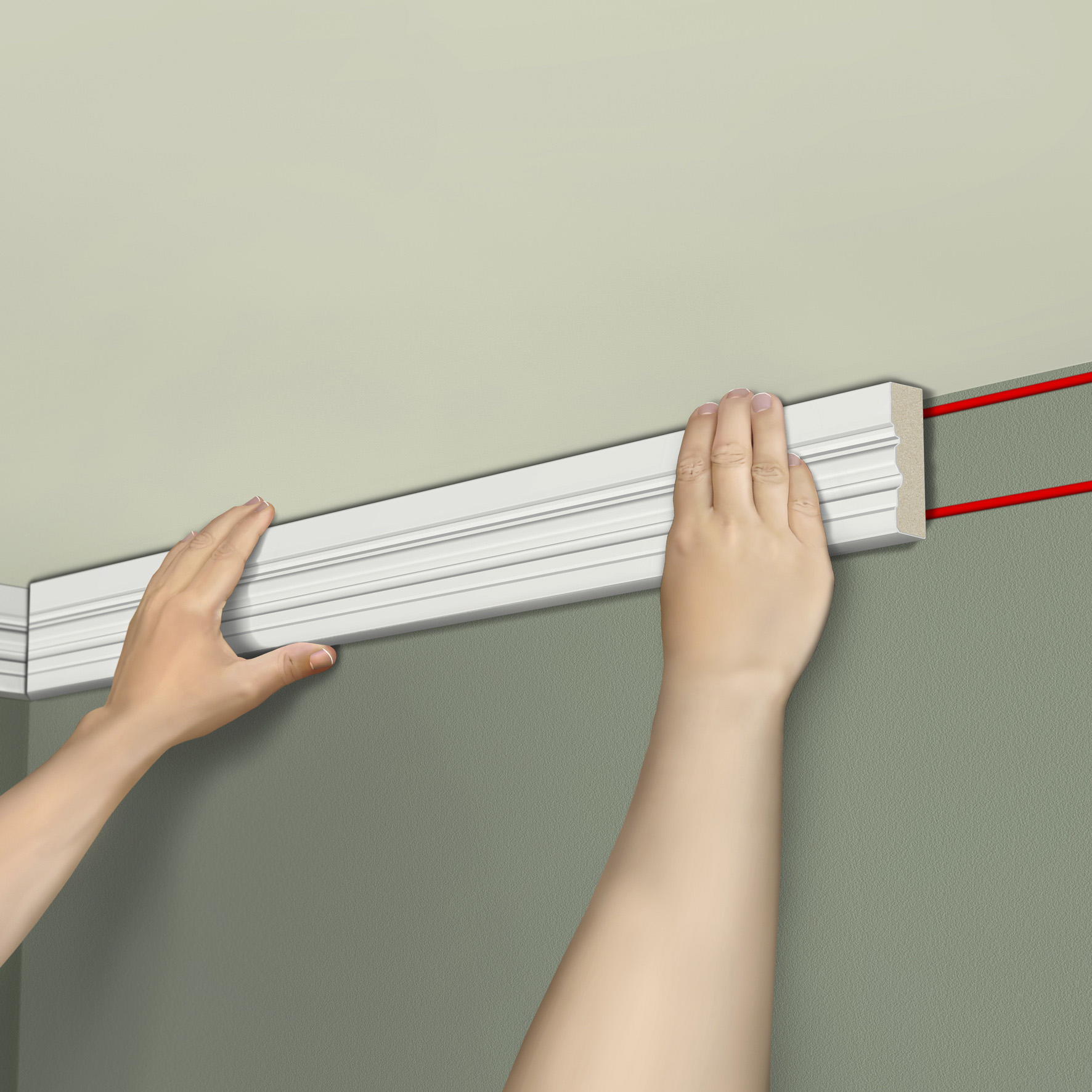 How To Put Up Architraves And Skirting Boards Quickly And