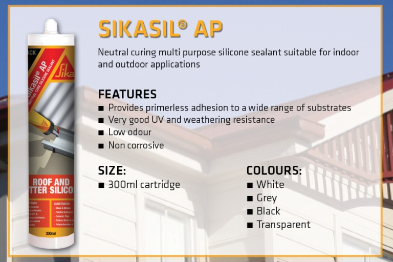 Where To Use Sika Products On Your House Exterior Sika For Diy And Home Renovation